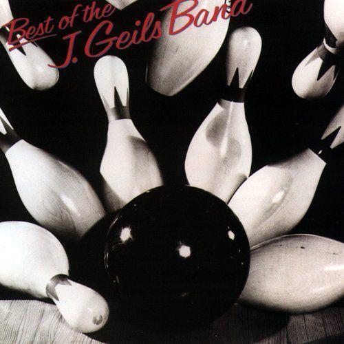 Best of j. geils band,the - j.geils bd (płyta cd) marki Warner music / atlantic