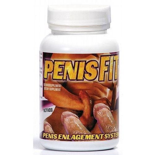 Tabletki na powiększenie penisa Penis Fit 60 tabl. (8718546540271)