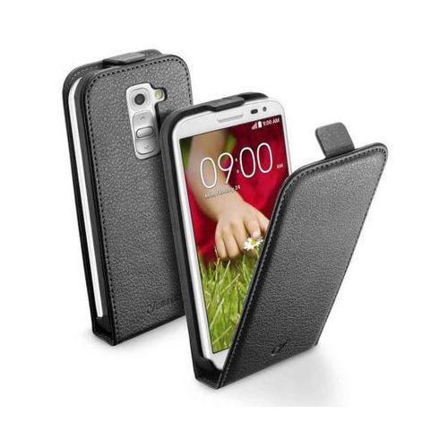 Cellular Line Etui Flap Essential do LG G2 Mini, Czarne (CFLAPESSENLGG2MINIK) Darmowy odbiór w 21 miastach! (8018080214219)