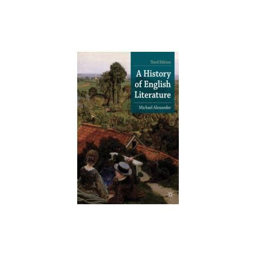 History of English Literature (9780230368316)