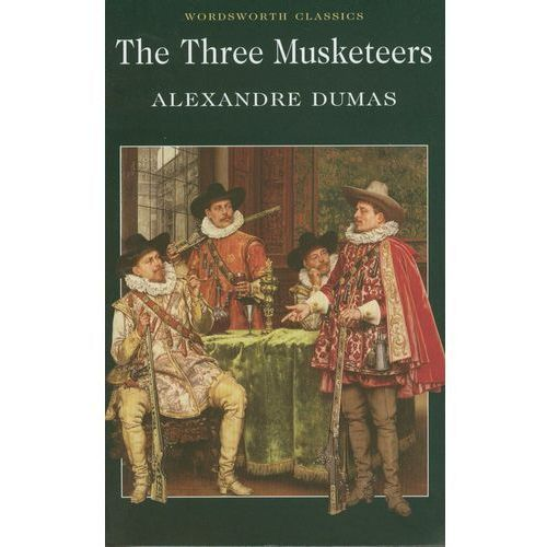 The Three Musketeers, oprawa miękka