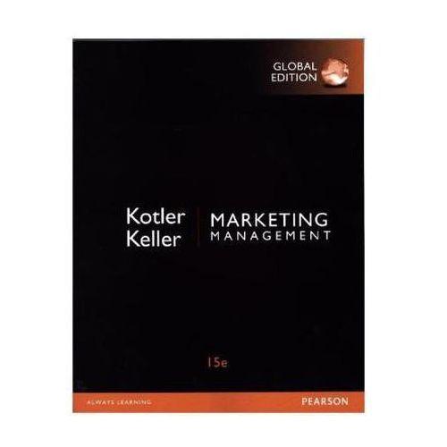 Marketing Management (9781292092621)