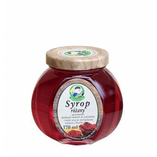 Fungopol Syrop Różany 170ml Syrop z Róży Damasceńskiej 170ml