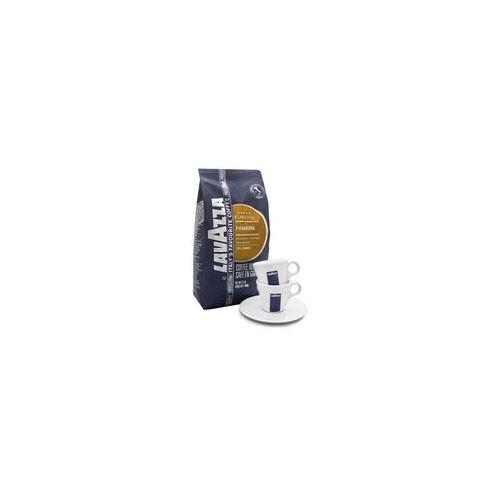 Lavazza pienaroma 5 x 1 kg + 2 filiż. espresso