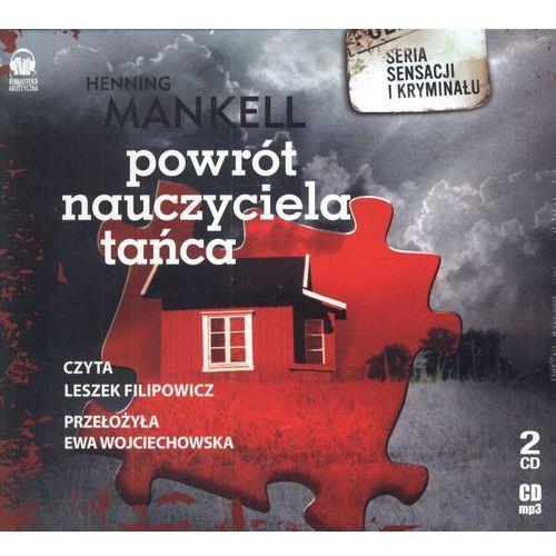 Powrót Nauczyciela Tańca. Książka Audio Cd Mp3 (2011)