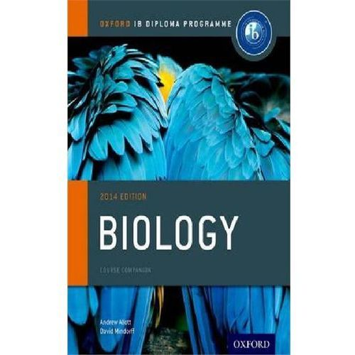 IB Biology Course Book: Oxford IB Diploma Programme (9780198392118)