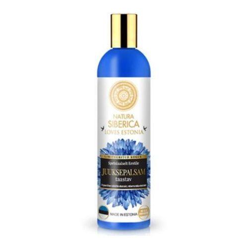 balsam regenerujący do włosów loves estonia marki Natura siberica