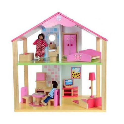 Eichhorn Domek dla lalek z wyposażeniem - produkt z kategorii- domki dla lalek