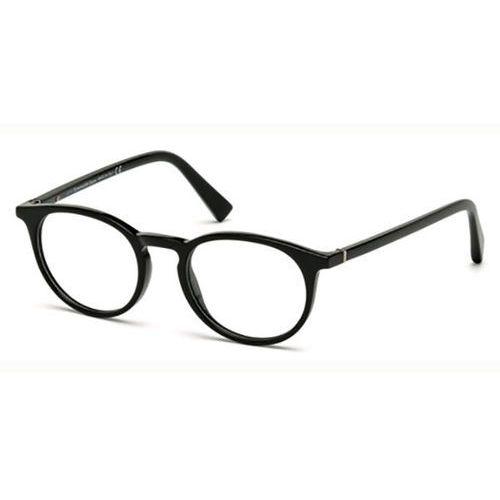 Ermenegildo zegna Okulary korekcyjne ez5028 001
