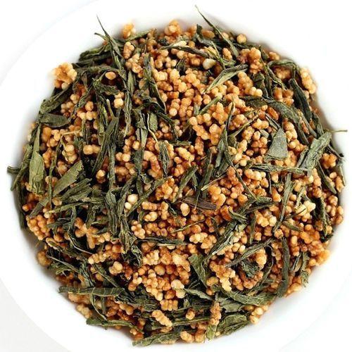 Herbata genmaicha - zielona herbata z prażonym ryżem 100g - marki Eat
