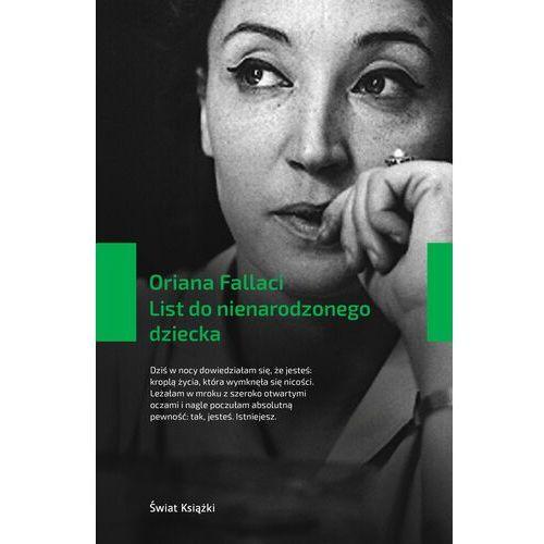 List do nienarodzonego dziecka - Oriana Fallaci - ebook