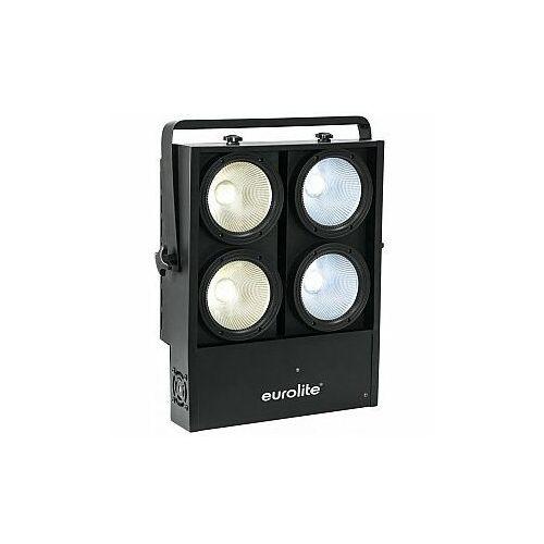 EUROLITE Audience Blinder 4x100W LED COB CW/WW - Blinder LED (4026397622058)