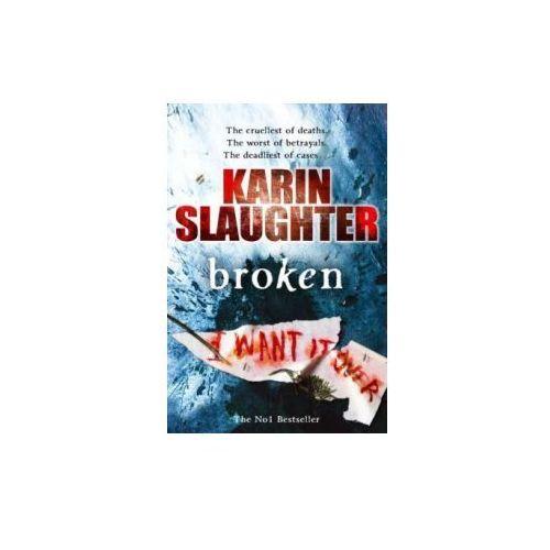 Karin Slaughter - Broken (9780099538660)