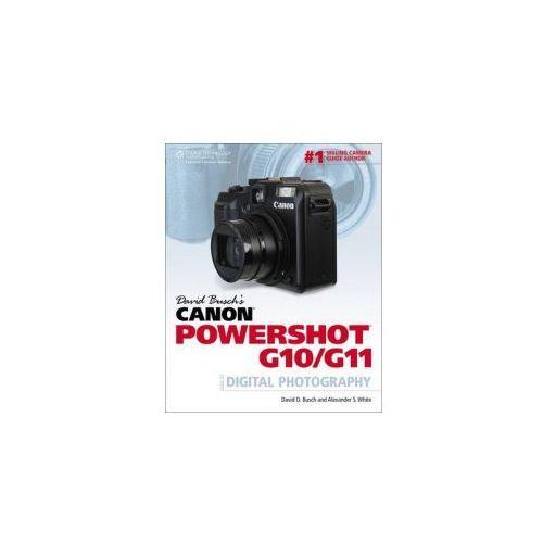 David Busch's Canon Powershot G10/G11 (9781435455351)