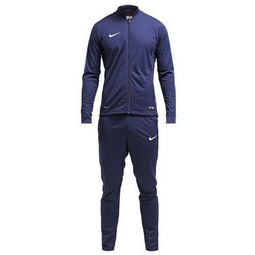 Nike Performance ACADEMY Dres midnight navy/white, kolor niebieski