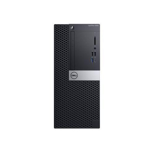 DELL Optiplex 5060 MT [N038O5060MT] - i7-8700 / 8 / 1000 / HDD (SATA) / UHD Graphics 630 / Intel Q370 / LGA1151 / Win10 Pro