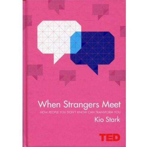 When Strangers Meet, PRASA BALTYCKA