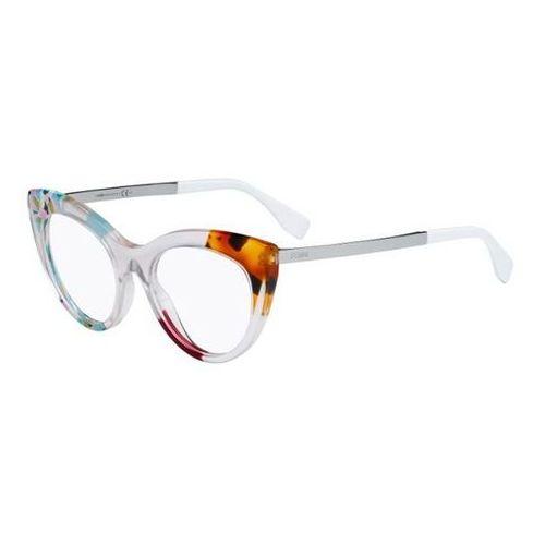 Okulary korekcyjne ff 0157 jungle tku marki Fendi