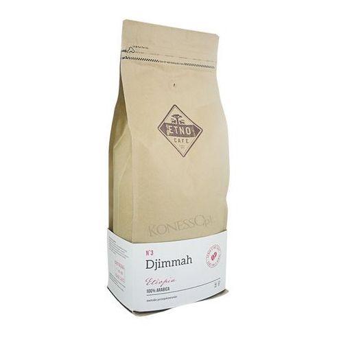 Kawa ziarnista djimmah 1kg marki Etno cafe