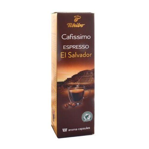 Tchibo Kawa cafissimo espresso el salvador
