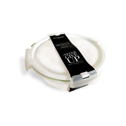 - lunch box okrągły duży hpba pojemność: 0,97 l marki Healthy plan by ann