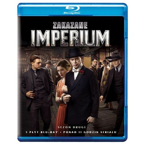 Zakazane Imperium. Sezon 2 BD (Boardwalk Empire. Season II)