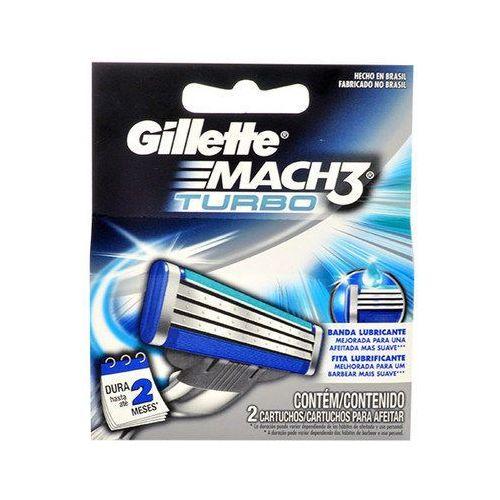 mach3 turbo 4szt m wkład do maszynki do golenia marki Gillette