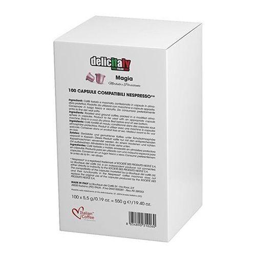 Magia kapsułki do nespresso 100% arabika – 100 kapsułek marki Nespresso kapsułki