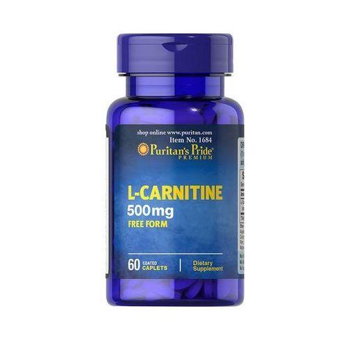 Puritan's Pride L-Karnityna 500 mg 60 tabl.