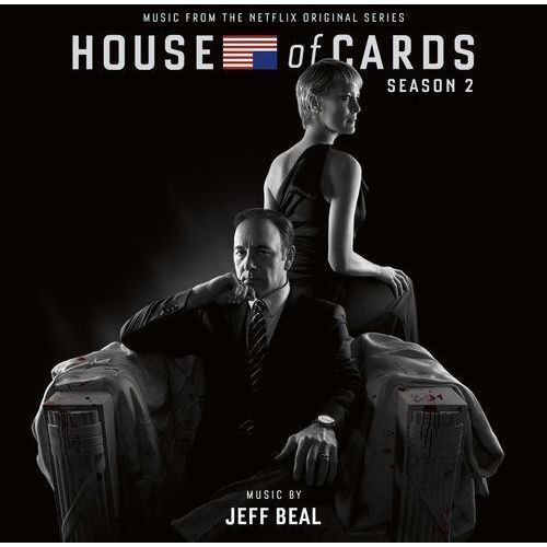 Varese sarabande House of cards 1 ost (płyta cd)