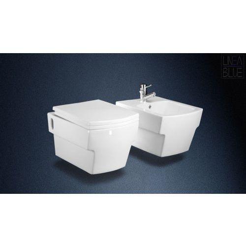 Ceramiczna misa wc i bidet LUNA LINEABLUE - sprawdź w wybranym sklepie