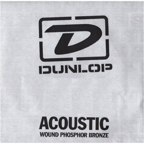 Dunlop Single Str Acoustic Phosphor 025, struna pojedyncza