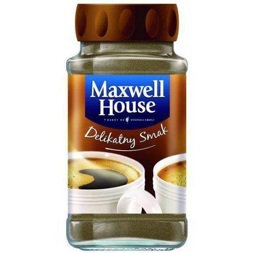 Kawa rozpuszczalna delikatna MAXWELL HOUSE 200 g. - X03584