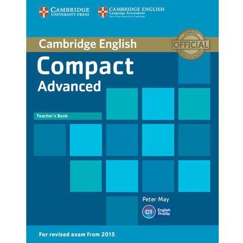 Compact Advanced. Książka Nauczyciela, oprawa miękka