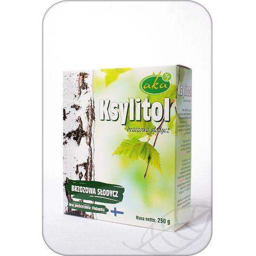 Aka : ksylitol cukier brzozowy - 250 g