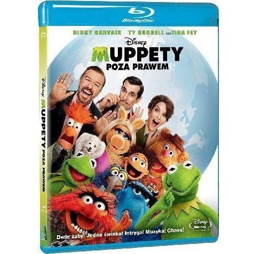 James bobin Muppety: poza prawem (bd) - zakupy powyżej 60zł dostarczamy gratis, szczegóły w sklepie (7321916503823)