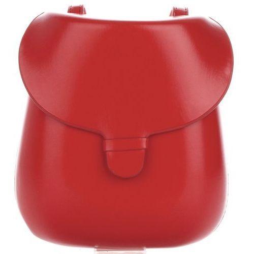 f8b46cb74d322 Zgrabne designerskie torebki damskie listonoszki marki czerwone (kolory) marki  David jones 69