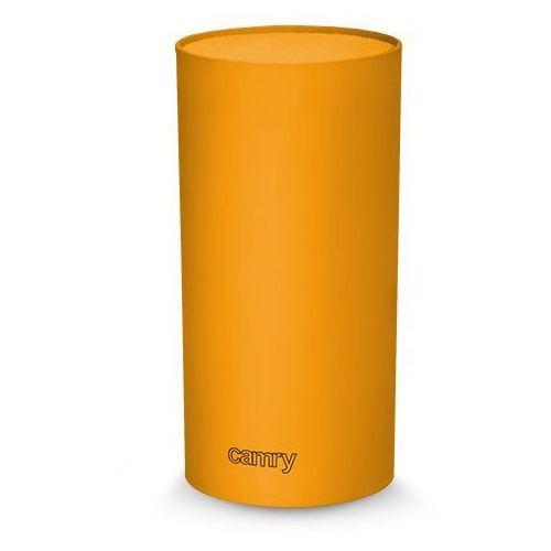 Camry Stojak na noże cr 6718 pomarańczowy (5908256836754)