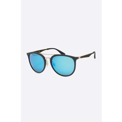 - okulary round double bridge marki Ray-ban