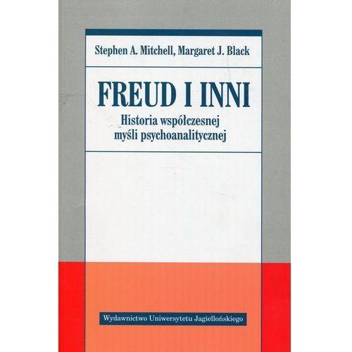 Freud i inni. Historia współczesnej myśli psychoanalitycznej (336 str.)