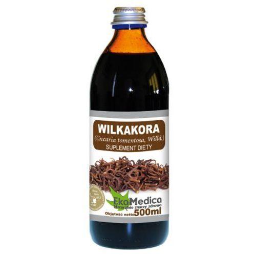 100% Vilcacora / Wilkakora - Koci Pazur (500 ml) EkaMedica (5902596671990)