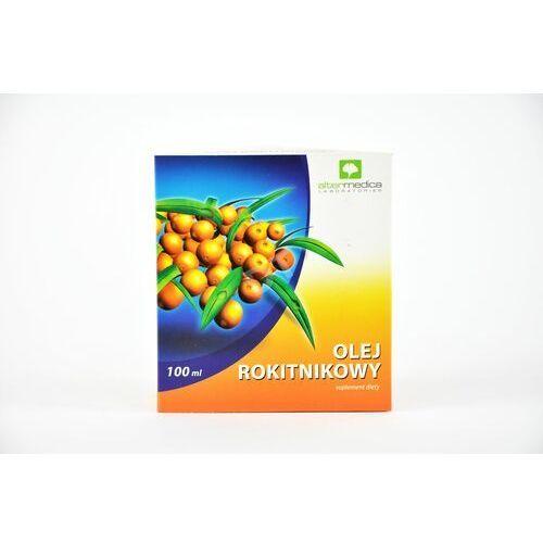 Olej Rokitnikowy do użytku wewn. 100 ml - produkt farmaceutyczny