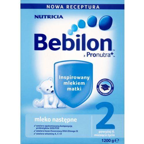 Bebilon 2 z Pronutra+ prosz. - 1200 g (mleko dla dzieci)
