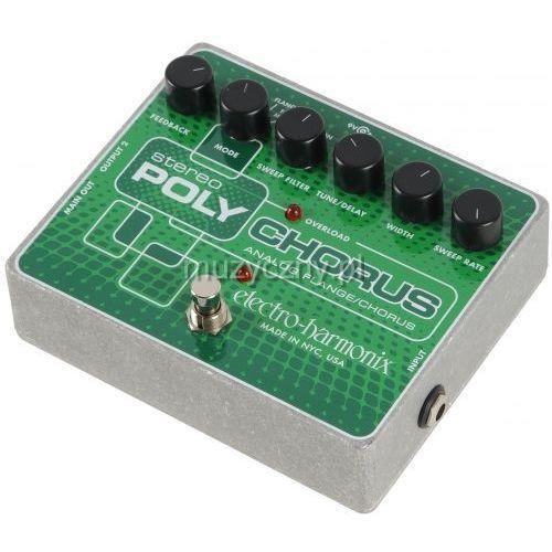 stereo polychorus efekt marki Electro harmonix