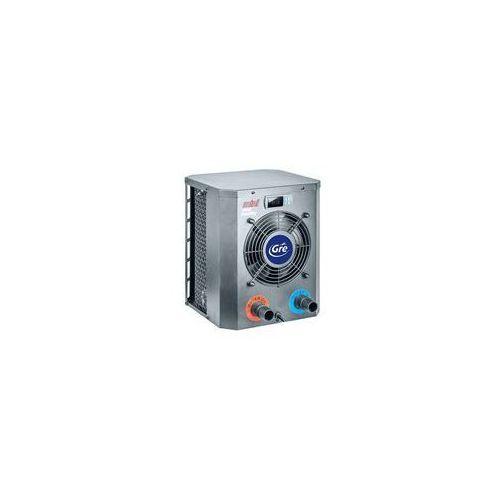 Mini pompa ciepła 4,2 KW (baseny do 30 000 l) GRE dobrebaseny (8412081303754)