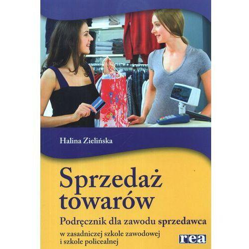 Sprzedaż towarów Podręcznik, oprawa miękka