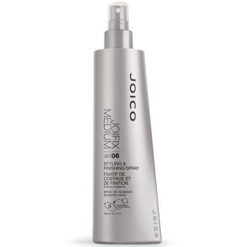 joifix medium - średnio mocny lakier do włosów 300ml marki Joico