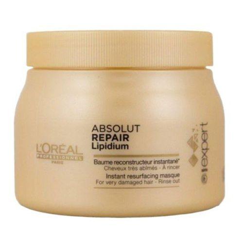 L'Oreal ABSOLUT REPAIR LIPIDIUM MASQUE Maska regenerująca do włosów uwrażliwionych (500 ML)