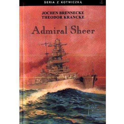 Admirał Sheer (330 str.)