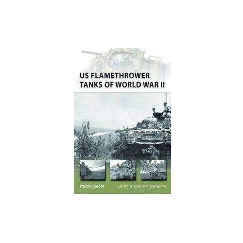 US Flamethrower Tanks of World War II (9781780960265)